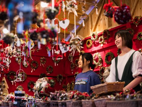 2020福岡クリスマスマーケットスタッフ募集